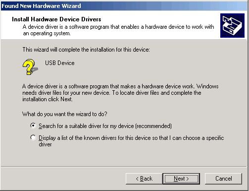 BT Voyager Laptop Adapter - device drivers FOUND