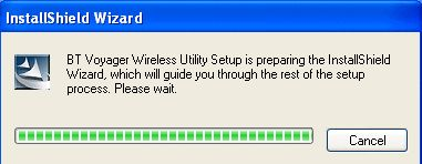 Installing Voyager wireless adapter - Win XP 3